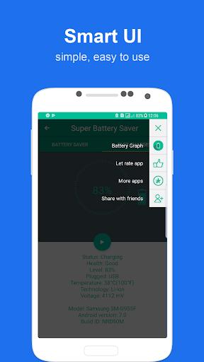 mod Super Battery Saver - Fast Charger 5x 1.15 screenshots 3