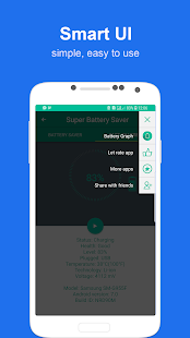 App Super Battery Saver - Fast Charger 5x APK for Windows Phone