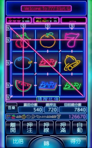 玩免費博奕APP|下載777 Slot 霓虹水果盤 app不用錢|硬是要APP