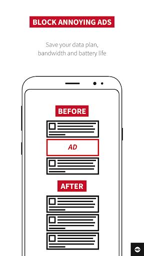Adblock Plus for Samsung Internet - Browse safe. 1.2.1 screenshots 4