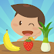 Download Learn fruits and vegetables - games for kids For PC Windows and Mac