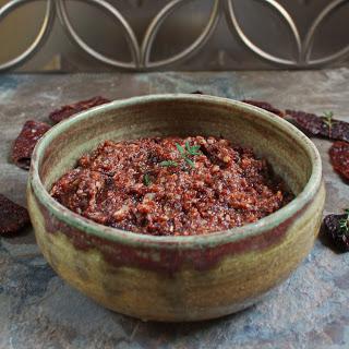 Sundried Tomato & Kalamata Olive Pesto