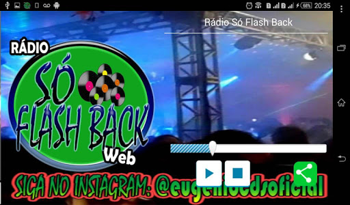 Rádio Só Flash Back screenshot 3