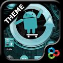 CYANOGEN GO Launcher EX Theme icon