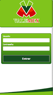 Valemex Movil: miniatura de captura de pantalla