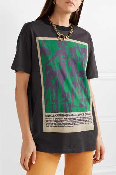 Things I Should Have Bought: Acne Studio Esmeta 70's Poster Printed T-shirt