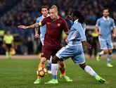 Radja Nainggolan en co knokken in spektakelrijke derby, maar Lukaku plaatst zich met Lazio voor bekerfinale