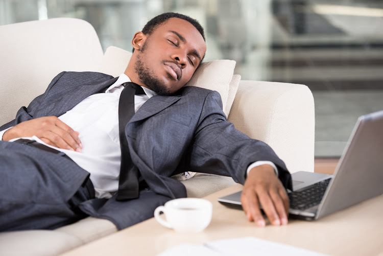 A nap is ideal for recharging your batteries and will pay dividends when you go back to work.
