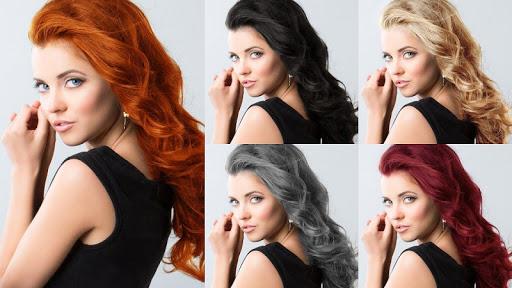 Easy Hair Color Changer 1.0.0 screenshots 7