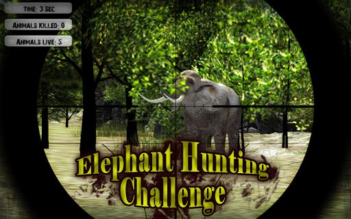 Elephant Hunting Challenge