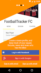 FootballTracker + Tournaments- screenshot thumbnail