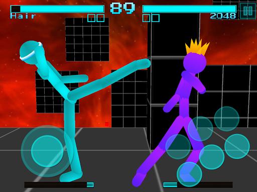 Stickman Fighting: Neon Warriors 1.05 screenshots 8