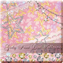 Girly Print LiveWallpaper_Free icon