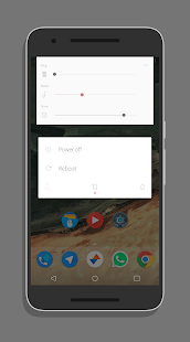 [Substratum] Outline Theme Screenshot