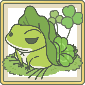 Tabikaeru Journey Frog