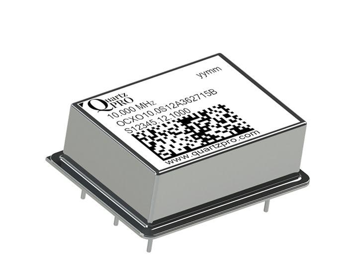 OCXO 10 MHz SINEWAVE A 12 VOLT 36x27x13 mm B