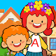 My Pretend Home & Family - Kids Play Town Games! Apk