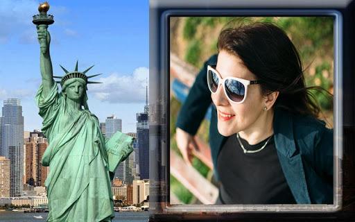 뉴욕 사진 프레임