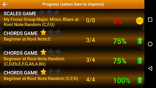 Piano Scales & Chords Pro (Paid) 4