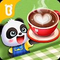 Baby Panda's Summer: Café icon