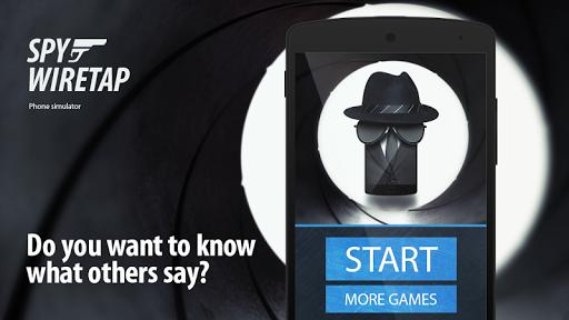 间谍监听电话的模拟器