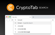 Chrome Web Store - Search Tools