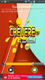 Radio Chevere- screenshot thumbnail