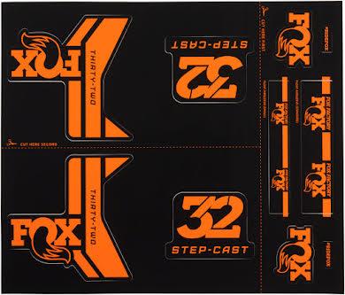 Fox Decal Kit for 32 Step-Cast Forks alternate image 0