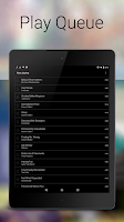 Screenshot of Music Player