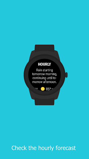 Weather Maven for Wear OS screenshot for Android