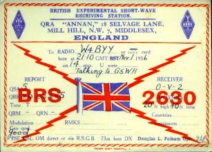 Photo: England 1936