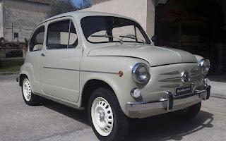 Fiat 600 Fiat Rent Lazio