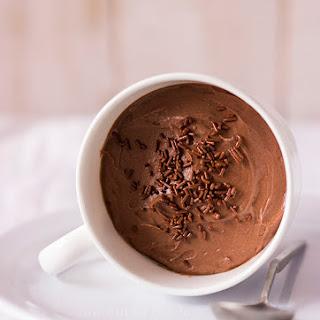 Eggless Chocolates Mousse Recipe