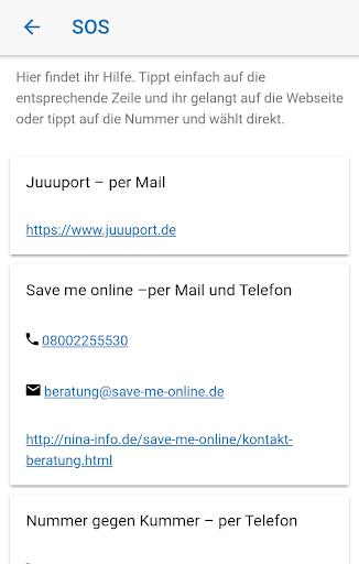 Medienscout-Portal screenshots 3