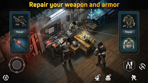 Dawn of Zombies [Mod] Apk - Survival after the last war