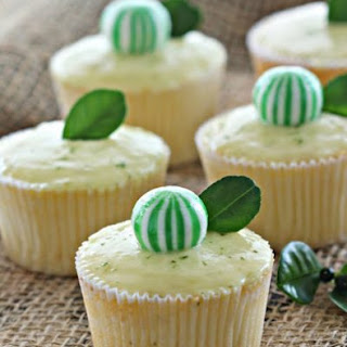Lime Cupcakes 酸柑杯子蛋糕