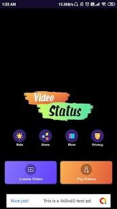 Video Status Maker:MV, MBeats, Lyrical & Particle 1.0.6 (MOD + APK) Download 2