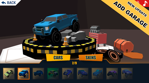 Skill Test - Extreme Stunts Racing Game 2020 apktram screenshots 1