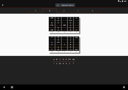 FretBuzz 3.7 screenshots 11