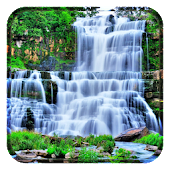 Wonderful Waterfall Wallpaper
