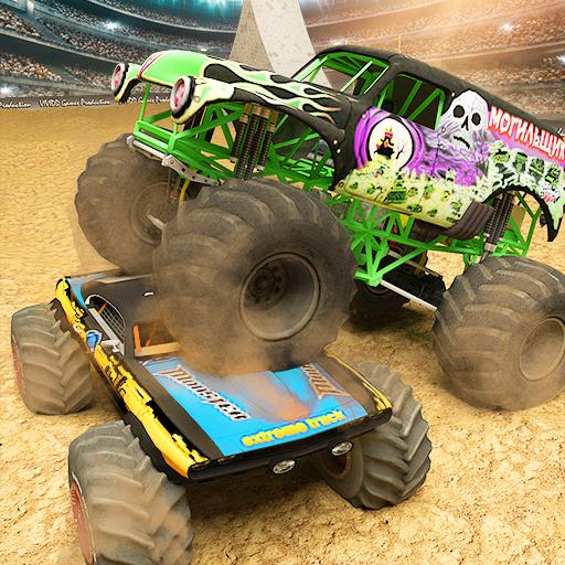 Monster Truck Demolition Derby: Crash Stunts 2019