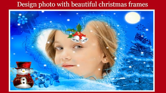 Xmas Photo Frames screenshot 5