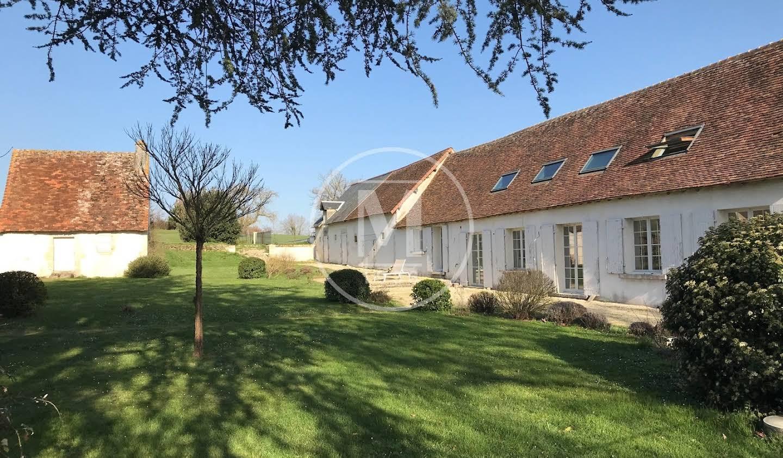 Propriété avec piscine Chatillon-sur-indre