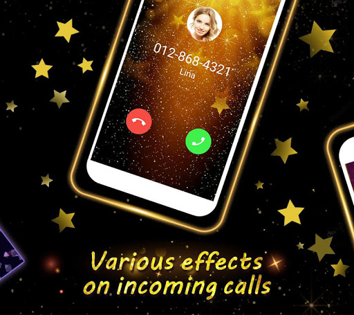 Phone Caller Screen - Color Call Flash Theme 1.1.1 2