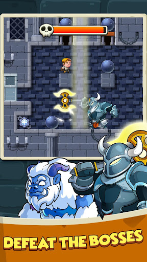 Télécharger Diamond Quest: Don't Rush! mod apk screenshots 6