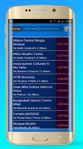 Azan Italy screenshot 4