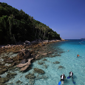 Perhentian Island by William Cheng - Landscapes Travel