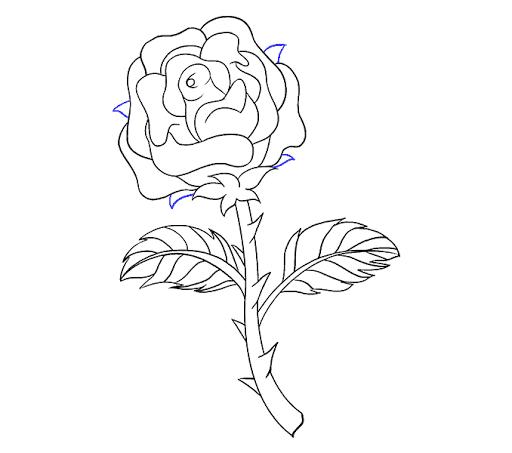How To Draw Flowers 1.2 screenshots 1
