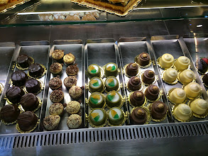 Photo: Amazing pastries at Barberini!