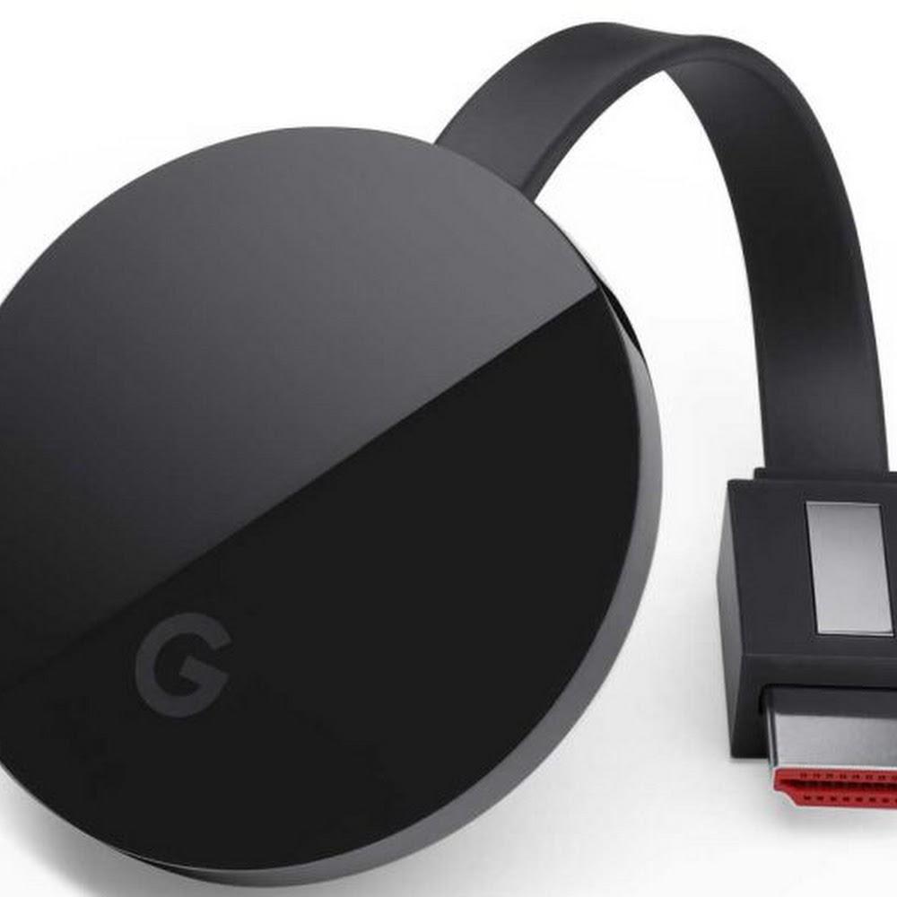 Google Chromecast Ultra 4K 水貨